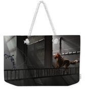 Illusions Of Grandeur Weekender Tote Bag