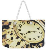 Illusive Time Weekender Tote Bag