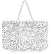 Illusory Weekender Tote Bag