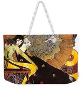 Illustration From Faust  Weekender Tote Bag