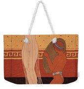 Illustration From Les Chansons De Bilitis Weekender Tote Bag