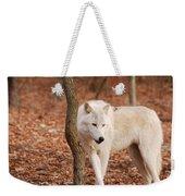 I'm A Wolf Weekender Tote Bag