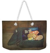 I'm Going With You Weekender Tote Bag by Laurie Search
