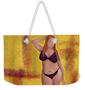 I'm No Model Either Weekender Tote Bag