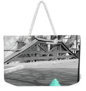 I'm Supposed To Be Red Weekender Tote Bag