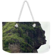 Image Of A Woman Weekender Tote Bag