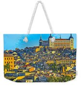 Image Of Portugal From The Road Weekender Tote Bag