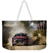 imagejunky_KB - RallyRACC WRC Spain - Lefebvre / Patterson Weekender Tote Bag