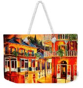 Images Of The French Quarter Weekender Tote Bag
