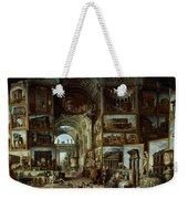 Imaginary Gallery Of Views Of Ancient Rome Weekender Tote Bag
