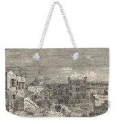 Imaginary View Of Venice Weekender Tote Bag