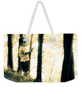 Imagination And Adventure Weekender Tote Bag