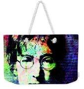 Imagination Of A Song Man Weekender Tote Bag