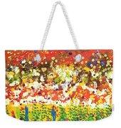 Imagine Happiness Weekender Tote Bag