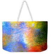 Imerging From Darkness To Lights Weekender Tote Bag