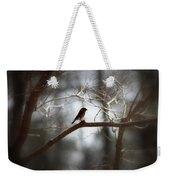 Img_2287 - Eastern Bluebird Weekender Tote Bag