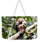 Img_7276 - Mourning  Dove Weekender Tote Bag