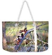 Img_8884-002 - Mallard Weekender Tote Bag