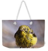 Img_9853 - Pine Warbler -  Very Wet Weekender Tote Bag