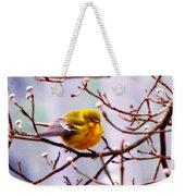 Img_9900 - Pine Warbler Weekender Tote Bag