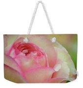Imitation Love - Paper Rose Weekender Tote Bag
