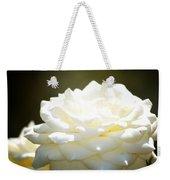 Immaculate Rose Weekender Tote Bag