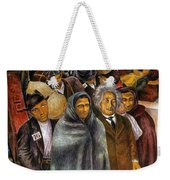 Immigrants, Nyc, 1937-38 Weekender Tote Bag