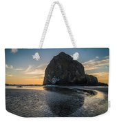 Immovable Object Weekender Tote Bag