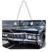 Impala - Supernatural Weekender Tote Bag