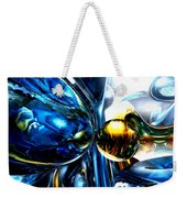 Impassioned Abstract Weekender Tote Bag