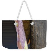 Imperial Moth Profile Weekender Tote Bag