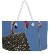 Imposing Flags Weekender Tote Bag