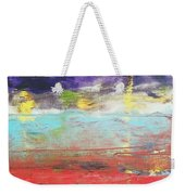 Impression Collection I In Sight Of Land  Weekender Tote Bag
