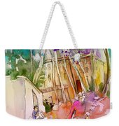 Impression Of Capileira 01 Weekender Tote Bag