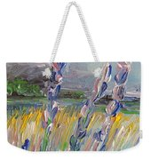 Impressionism Fantasy Field Weekender Tote Bag