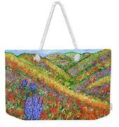 Impressionism- Flowers- Dreaming Of Spring Weekender Tote Bag