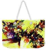 Impressionist Flowers #112, Weekender Tote Bag