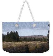 Impressionist Meadow Weekender Tote Bag