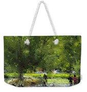 Impressionist Series #1 Weekender Tote Bag