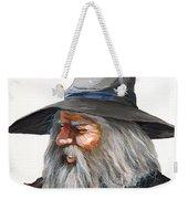 Impressionist Wizard Weekender Tote Bag