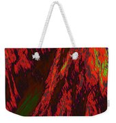 Impressions Of A Burning Forest 10 Weekender Tote Bag