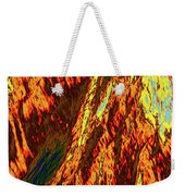 Impressions Of A Burning Forest 11 Weekender Tote Bag