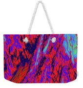 Impressions Of A Burning Forest 16 Weekender Tote Bag