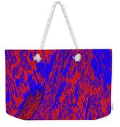 Impressions Of A Burning Forest 21 Weekender Tote Bag