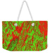 Impressions Of A Burning Forest 22 Weekender Tote Bag