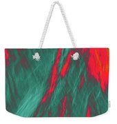 Impressions Of A Burning Forest 4 Weekender Tote Bag