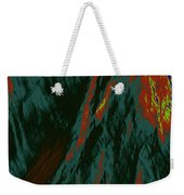 Impressions Of A Burning Forest 7 Weekender Tote Bag