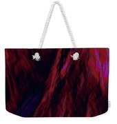 Impressions Of A Burning Forest 8 Weekender Tote Bag