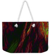 Impressions Of A Burning Forest 9 Weekender Tote Bag