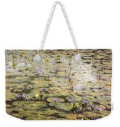 Impressions Of Giverny Weekender Tote Bag
